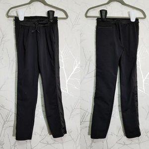 Ivivva Black Luxtreme Drawstring Joggers